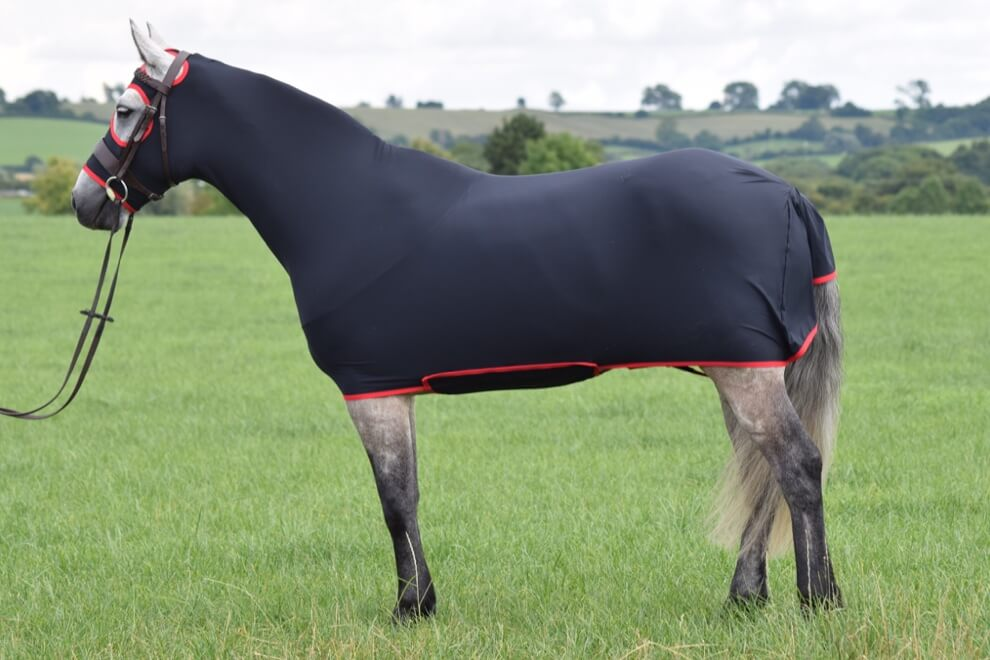 Honsie Max2 innovative lycra horse cover